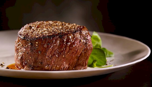 Del Frisco's Double Eagle Steak House on International Drive part of Orlando's Magical Dining month of September. Morton's is located on Sand Lake Road. #magicaldining AboutOrlando.com