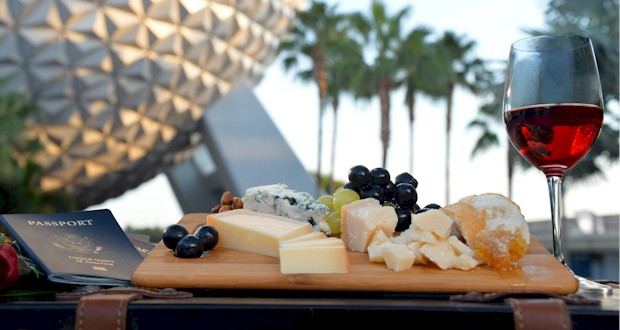 Epcot International Food and Wine Festival in Orlando. More October events in Orlando