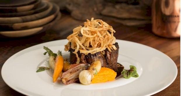 Orlando Magical Dining Month - Steak dinner at The Boheme.