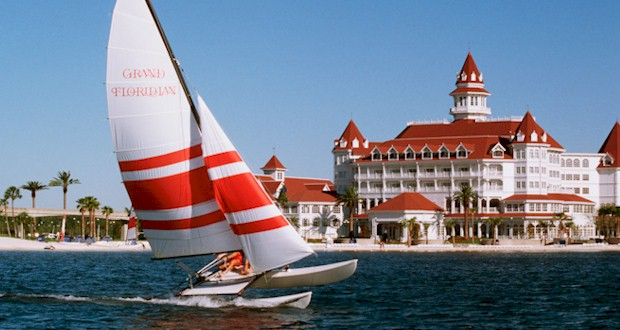 Grand Floridian Hotel at Walt Disney - Article on Orlando Hotel Tax Rates