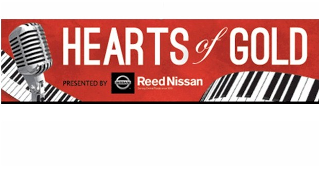 Orlando annual events - Hearts of Gold Concert to benefit the Coalition for the Homeless of Central Florida. #fundraisers AboutOrlando.com