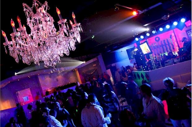 IceBar Orlando a popular lounge on International Drive