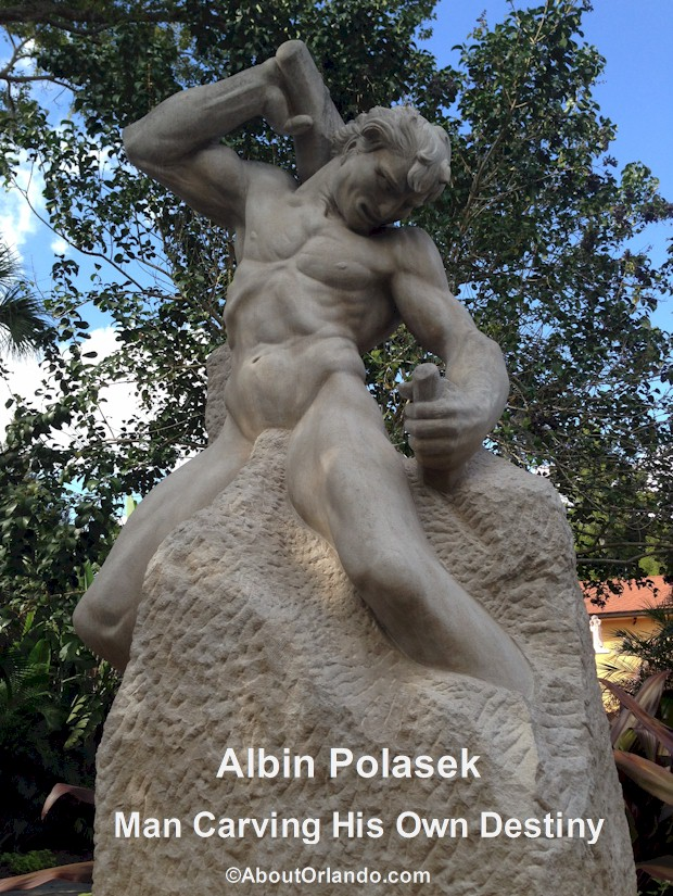 Albin Polasek Museum and Sculpture Gardens information at AboutOrlando.com