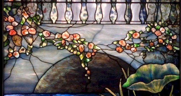 Charles Hosmer Morse Museum Tiffany Window. #tiffany MORE: AboutOrlando.com