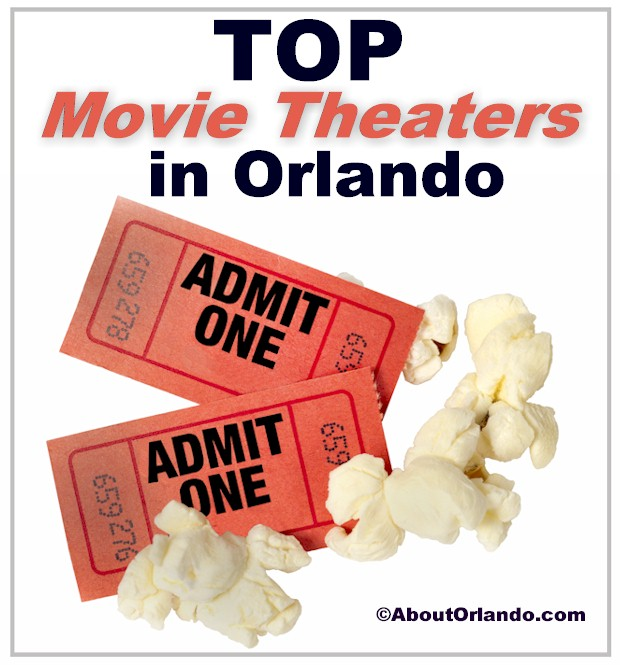 Best Movie Theaters in Orlando. Where to find discounted movies, best sound quality, IMAX theaters and more from AboutOrlando.com