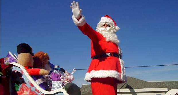 Parades and Celebrations in Orlando for the Holidays