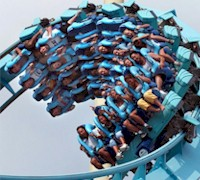 Orlando Theme Park Discounts including the Kracken at SeaWorld Orlando.  MORE: AboutOrlando.com