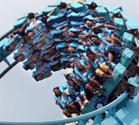 Orlando Theme Park Discounts including the Kracken at SeaWorld Orlando.  MORE: AboutOrlando.com