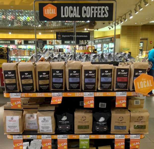 Whole Foods Market Orlando Locations, selling local products, organic and gluten free items.