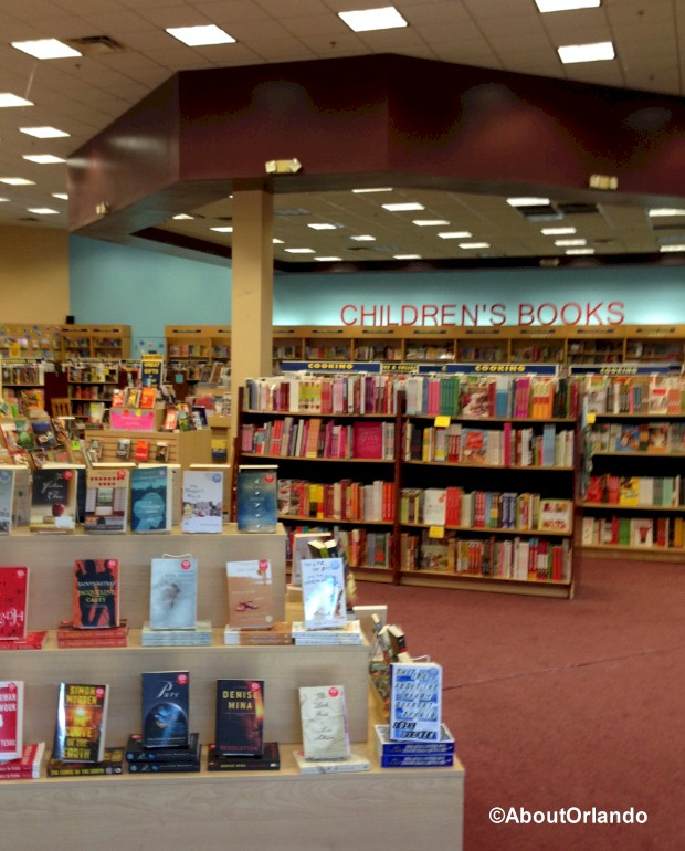 Book Warehouse  at Artegon Marketplace on International Drive, Orlando