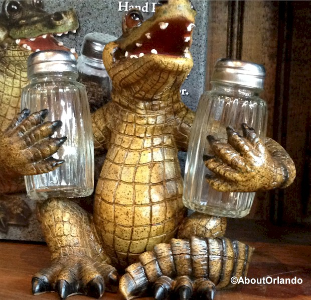 Gifts for the gator lover from Bass Pro Shops Orlando