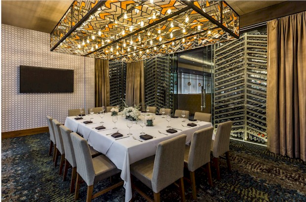 Del Frisco S Double Eagle Steakhouse About Orlando