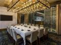Private dining room at Del Frisco's in Orlando