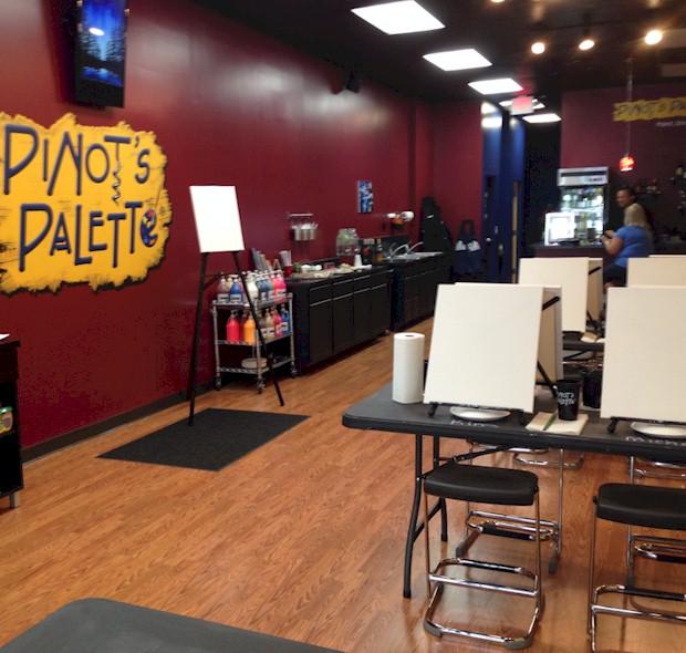 Pinot's Palette Studio
