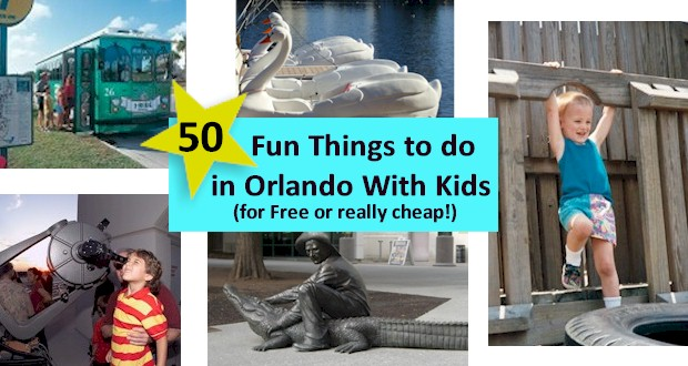 Things To Do In Orlando With Kids About Orlando