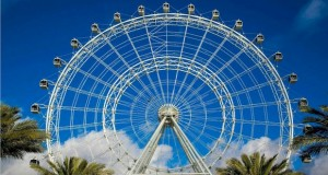 The Orlando Eye at I-Drive 360 on International Drive.