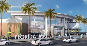 Orlando's larges mall - The Florida Mall